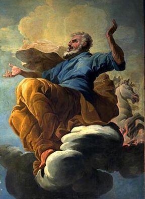 سيرة و حياة ايليا النبي