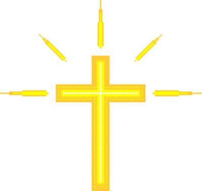قوة الصليب - القديس اثناسيوس موقع سلطانة الحبل بلا دنس